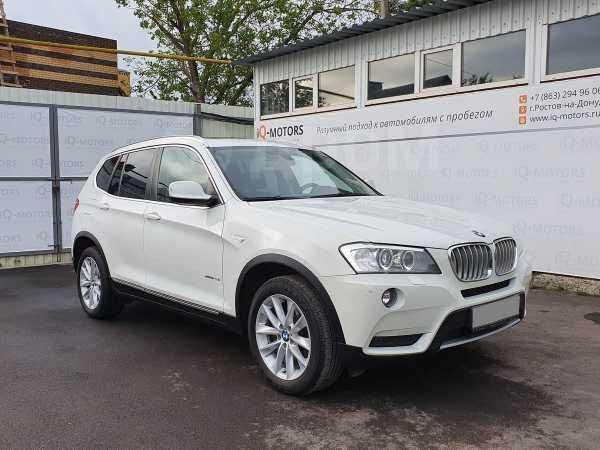 BMW X3, 2014 год, 1 280 000 руб.