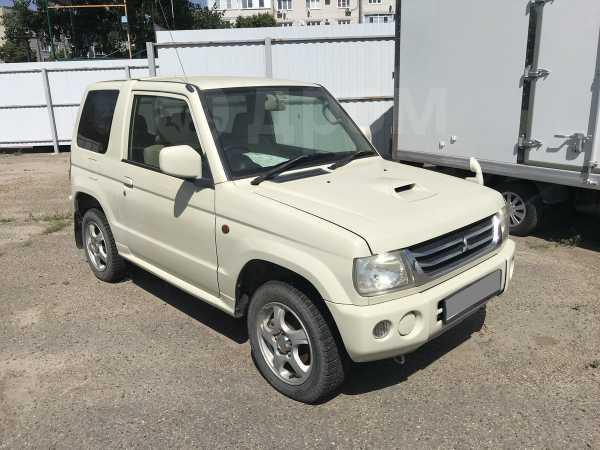 Mitsubishi Pajero Mini, 2005 год, 327 000 руб.