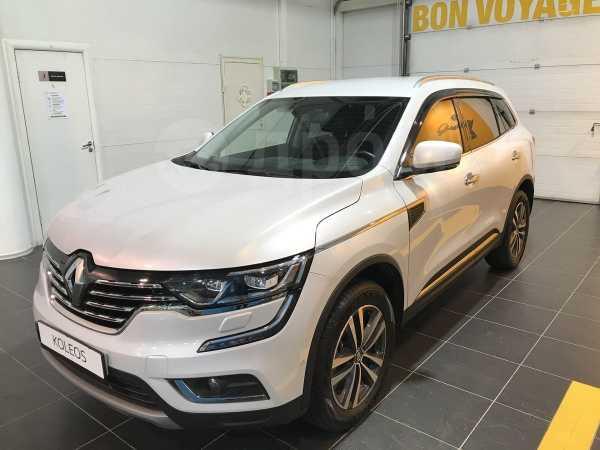 Renault Koleos, 2018 год, 2 045 000 руб.