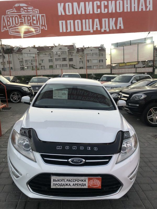 Ford Mondeo, 2011 год, 589 000 руб.