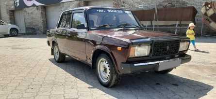 Усть-Кан 2107 2011