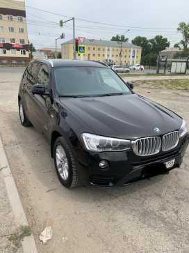 Новосибирск BMW X3 2016