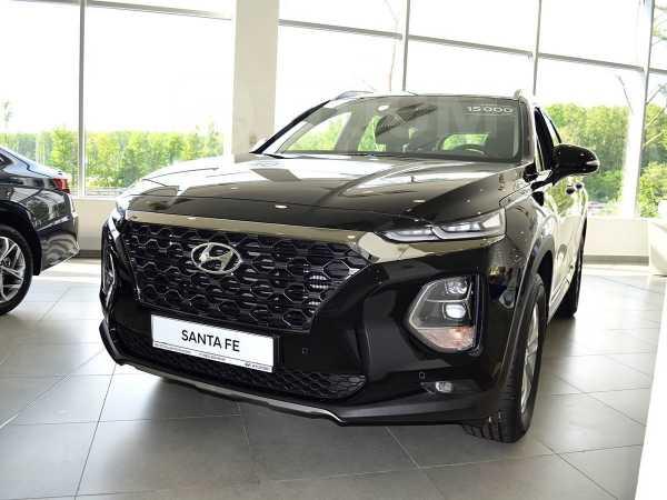 Hyundai Santa Fe, 2020 год, 2 534 000 руб.