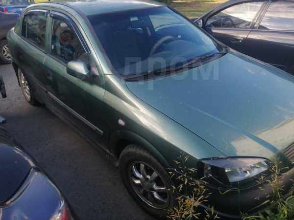 Opel Astra, 1998 год, 105 000 руб.