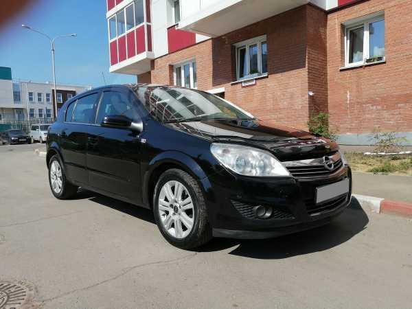 Opel Astra, 2008 год, 387 000 руб.
