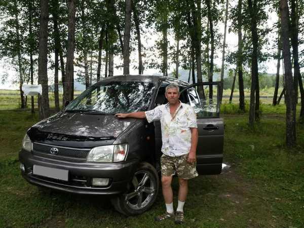 Toyota Lite Ace Noah, 1996 год, 280 000 руб.