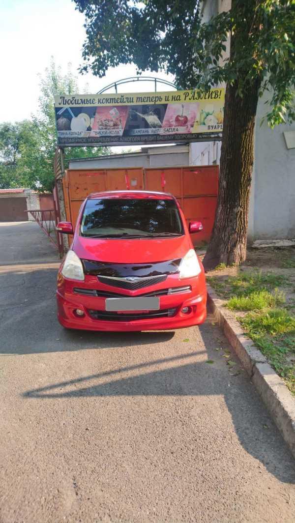 Toyota Ractis, 2009 год, 355 000 руб.