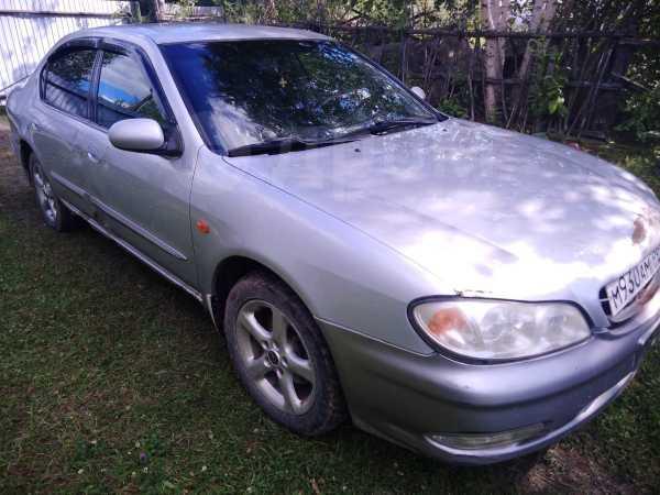 Nissan Maxima, 2001 год, 60 000 руб.