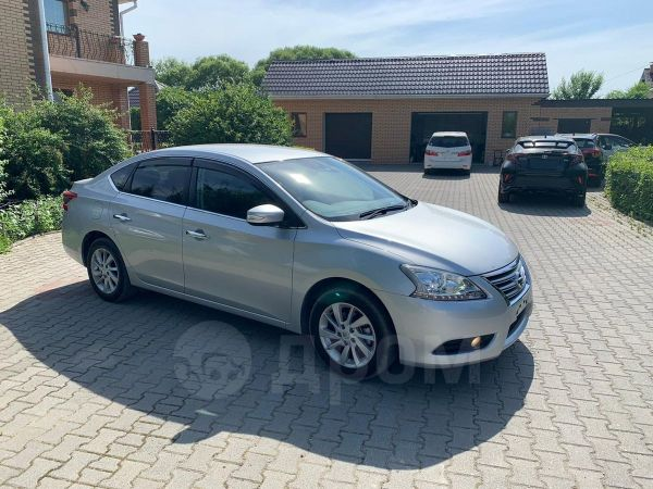 Nissan Sylphy, 2016 год, 795 000 руб.