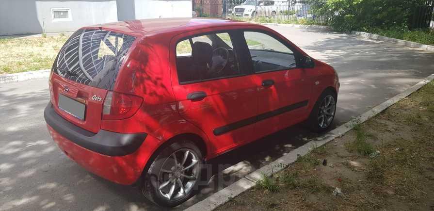 Hyundai Getz, 2006 год, 225 000 руб.