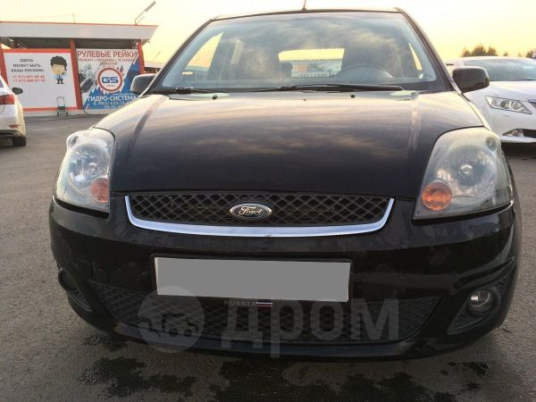 Ford Fiesta, 2007 год, 290 000 руб.