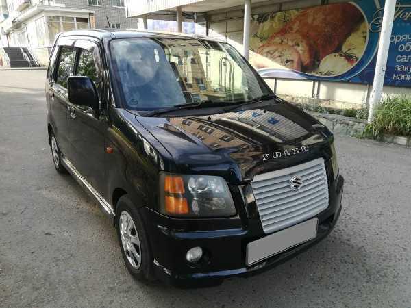 Suzuki Wagon R Solio, 2001 год, 210 000 руб.
