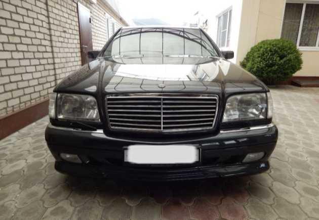 Mercedes-Benz S-Class, 1995 год, 900 000 руб.