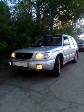 Омск Forester 2001
