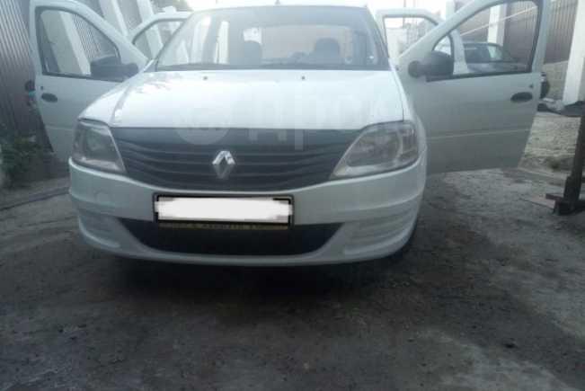 Renault Logan, 2011 год, 205 000 руб.