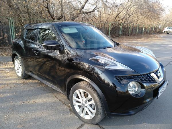Nissan Juke, 2015 год, 790 000 руб.