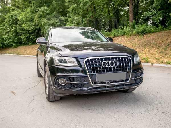 Audi Q5, 2012 год, 1 298 000 руб.