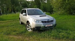 Москва Forester 2008