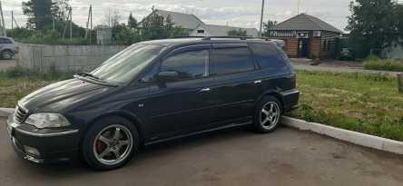 Крутинка Honda Odyssey 2000