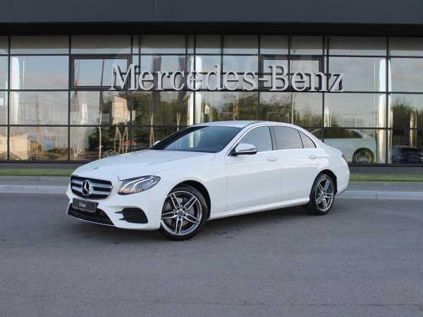 Mercedes-Benz E-Class, 2020 год, 3 419 000 руб.