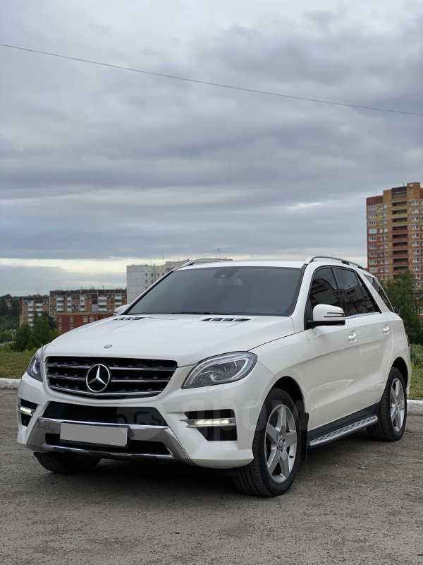 Mercedes-Benz M-Class, 2014 год, 2 030 000 руб.
