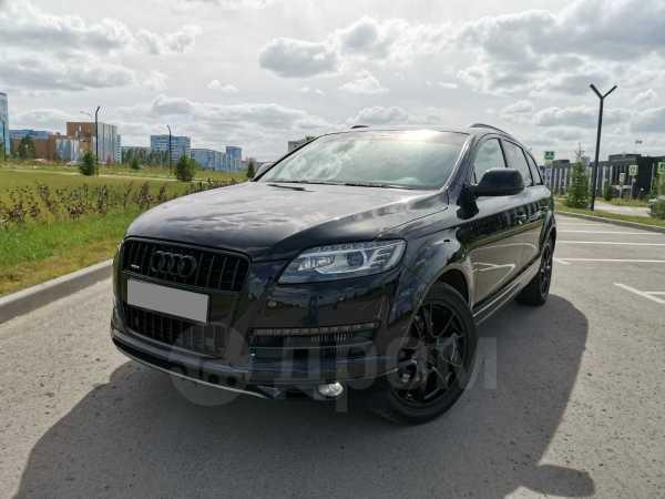 Audi Q7, 2012 год, 1 350 000 руб.