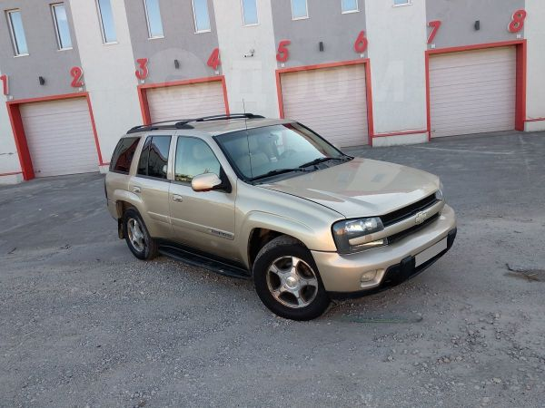 Chevrolet TrailBlazer, 2003 год, 250 000 руб.