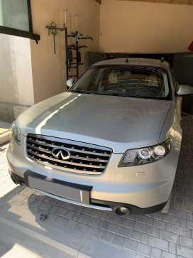 Бахчисарай FX35 2006