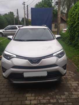 Тула Toyota RAV4 2018
