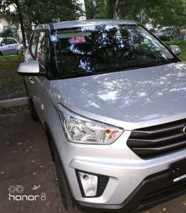 Раменское Hyundai Creta 2017