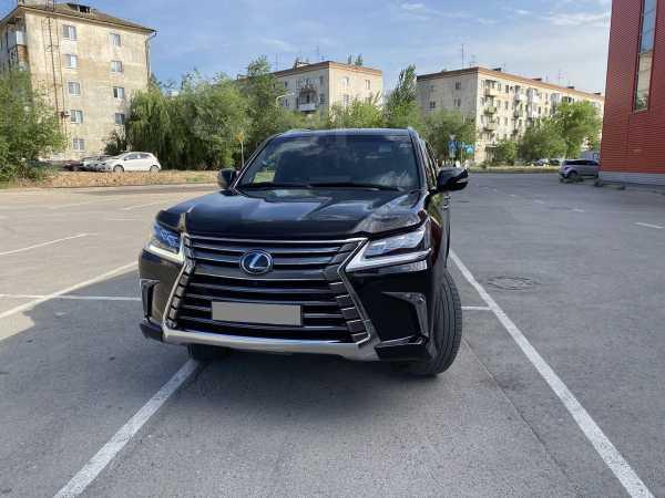 Lexus LX570, 2016 год, 5 290 000 руб.