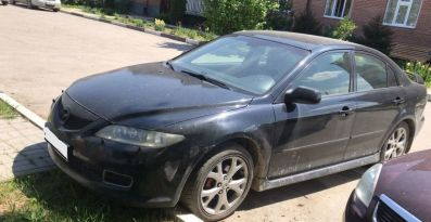 Грозный Mazda6 2004