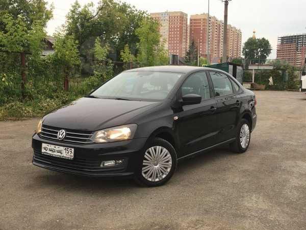 Volkswagen Polo, 2017 год, 600 000 руб.
