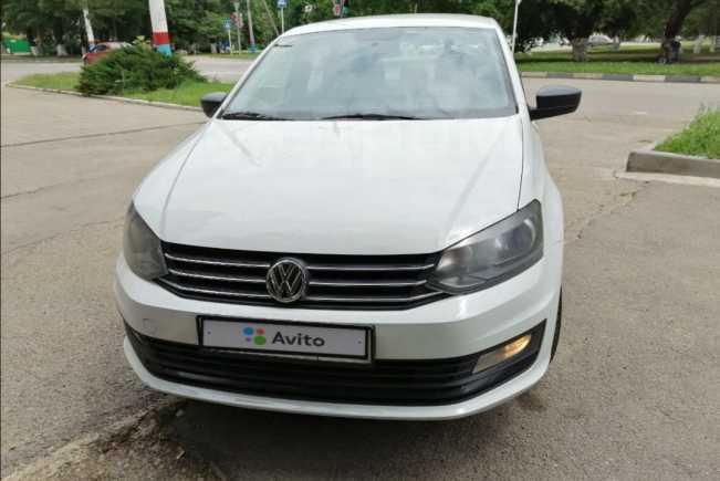 Volkswagen Polo, 2017 год, 555 000 руб.