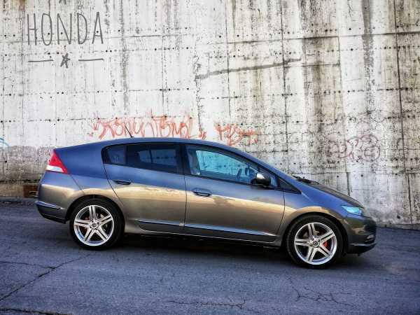 Honda Insight, 2010 год, 590 000 руб.