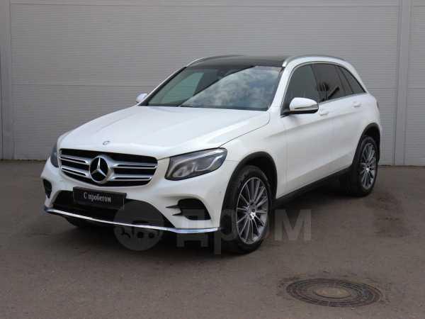 Mercedes-Benz GLC, 2016 год, 2 538 000 руб.