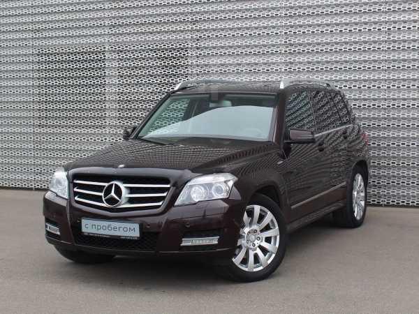 Mercedes-Benz GLK-Class, 2011 год, 1 020 896 руб.