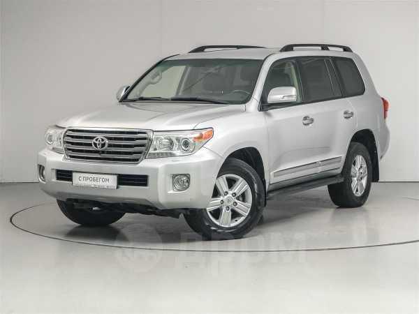 Toyota Land Cruiser, 2012 год, 2 189 000 руб.