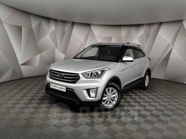 Hyundai Creta, 2018 год, 984 015 руб.
