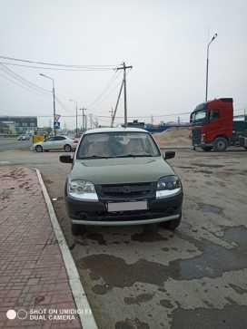 Якутск Niva 2011