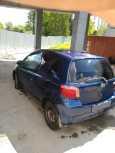 Toyota Vitz, 2001 год, 170 000 руб.