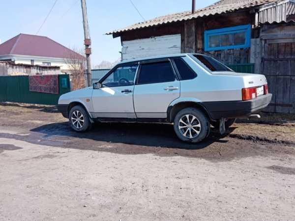 Лада 21099, 2003 год, 80 000 руб.