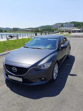 Находка Mazda6 2013