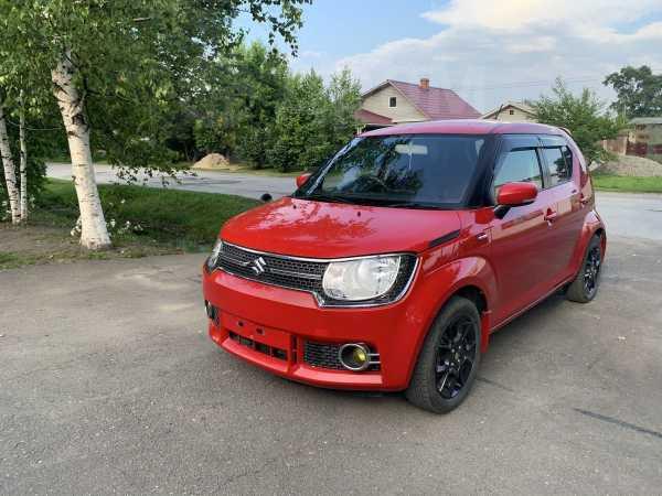 Suzuki Ignis, 2016 год, 550 000 руб.
