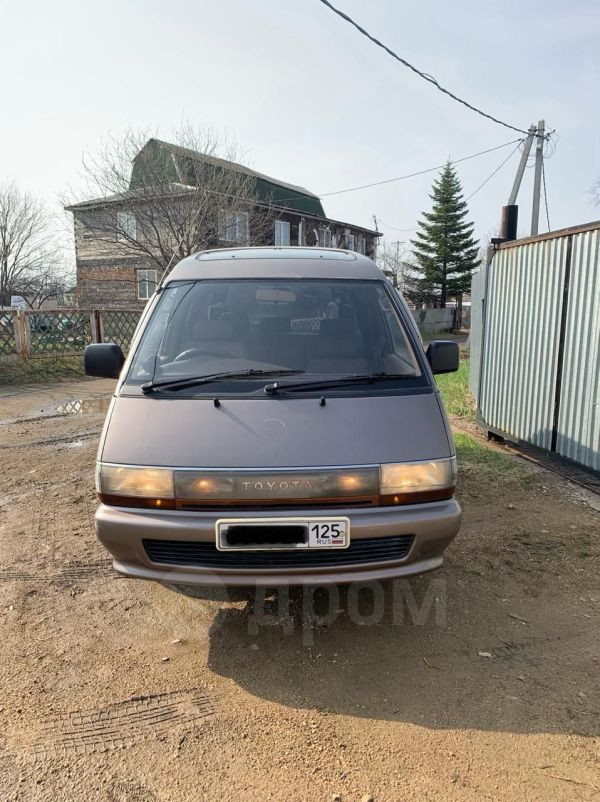 Toyota Town Ace, 1990 год, 140 000 руб.