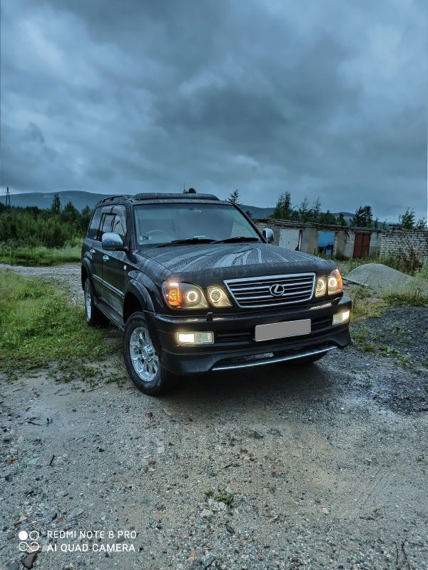 Toyota Land Cruiser, 2001 год, 1 150 000 руб.