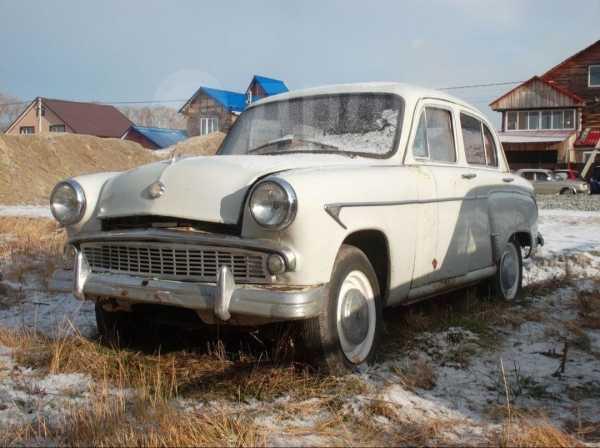 Москвич 407, 1958 год, 26 000 руб.
