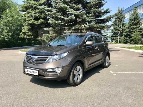 Kia Sportage, 2012 год, 830 000 руб.