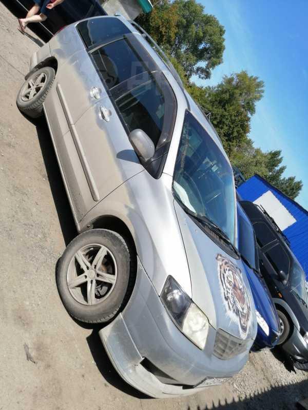 Mazda MPV, 2002 год, 200 000 руб.