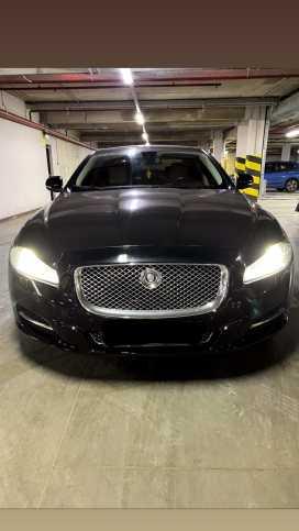 Красноярск Jaguar XJ 2011